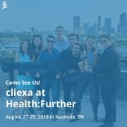 cliexa at Health:Further 2018