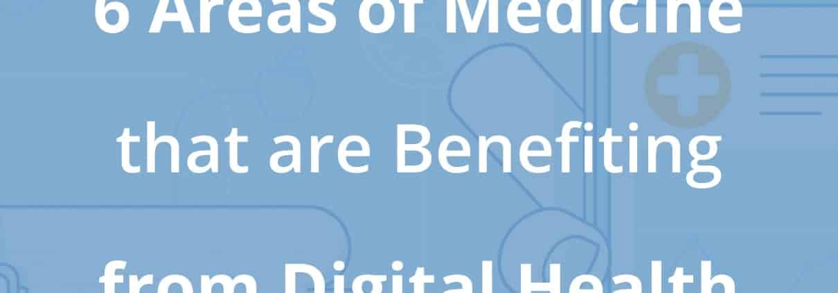 Digital health benefits