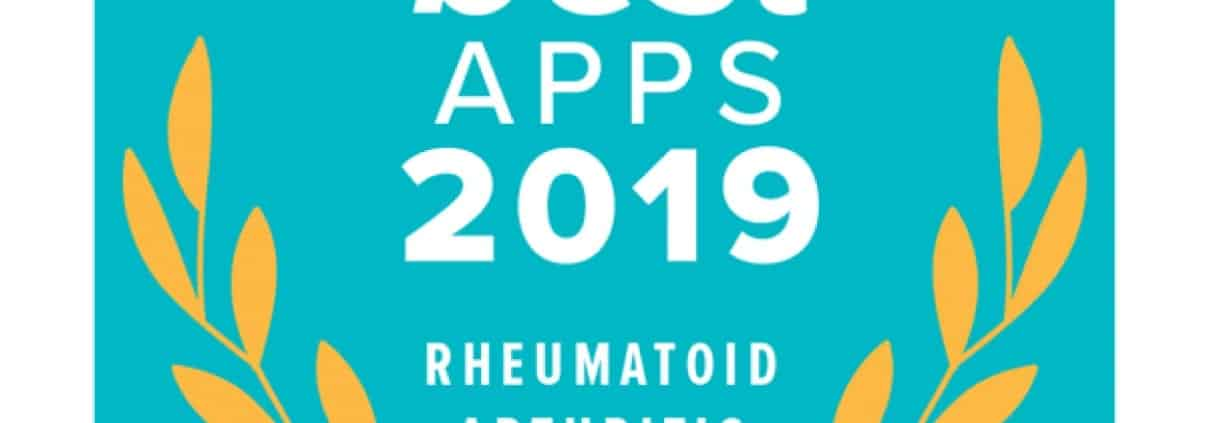 "cliexa-RA selected as one of the ""Best Rheumatoid Arthritis Applications 2019"" by Healthline"