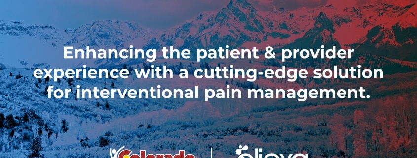 cliexa announces new partnership with Colorado Clinic on innovative solution for interventional, chronic pain management