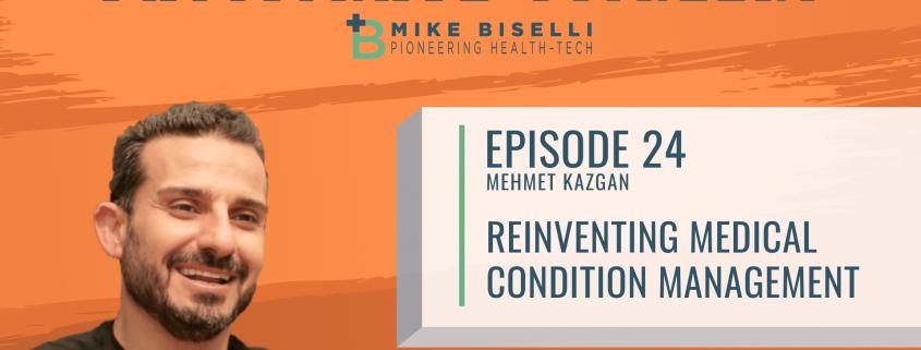 passionate pioneers podcast mike biselli mehmet kazgan
