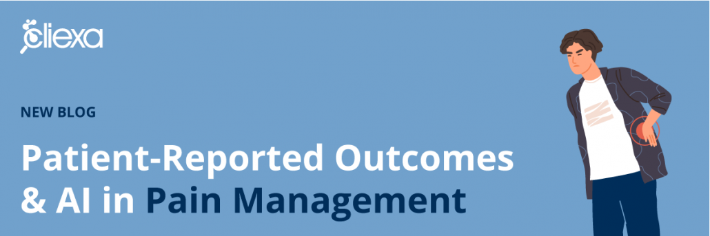 Featured image for patient-reported outcomes and AI in Pain Management
