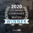 Colorado Companies to Watch Award WInner