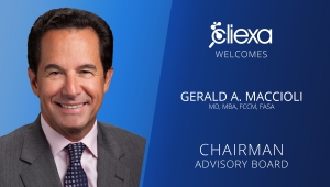 cliexa welcomes Dr Macciolli as chairman of advisory board